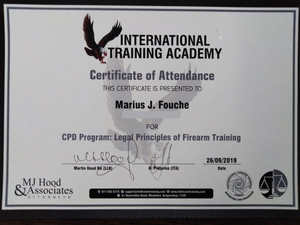 New fire-arm: